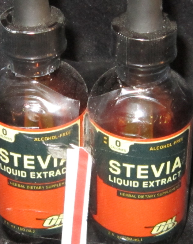 Stevia Liquid Extract Twin Pack By Optimum Nutrition 2 Oz. X 2 MSRP   $21.99 - $11.99