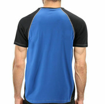 Men's Cool Quick-Dry Gym Workout Sport Running Breathable Fitness T-shirt - L image 2