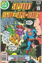 Superboy Comic Book #253 DC Comics 1979 FINE - $3.99