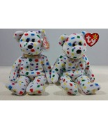 Retired Ty Beanie Babies Original Ty 2K Bear Style Number 04262 with Errors - $1,499.99