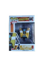 Claptrap Funko POP! Games Borderlands #44 Valuted Retired Brand New in Box - $16.83