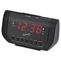 PET-SSCSC383U Supersonic SC-383U Dual Alarm Clock Radio with USB Chargin... - $35.74