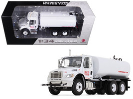 Freightliner M2-106 Water Tank Truck Horsfield Construction (HCI) 1/34 Diecast M - $100.30