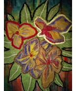 Tropical Flowers - $34.00