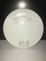 "Vintage Johann Haviland China ""Sweetheart Rose"" Dessert Plates 6 1/4"" - $4.00"