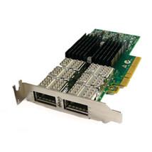 HP InfiniBand Dual Port 544QSFP Network Adapter PCI Express 3.0 x8 2-Ports 64928 - $88.66