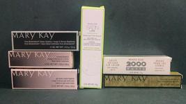 Lot of 6 Mary Kay Lip Cosmetics, various Types, Various Shades - $25.73