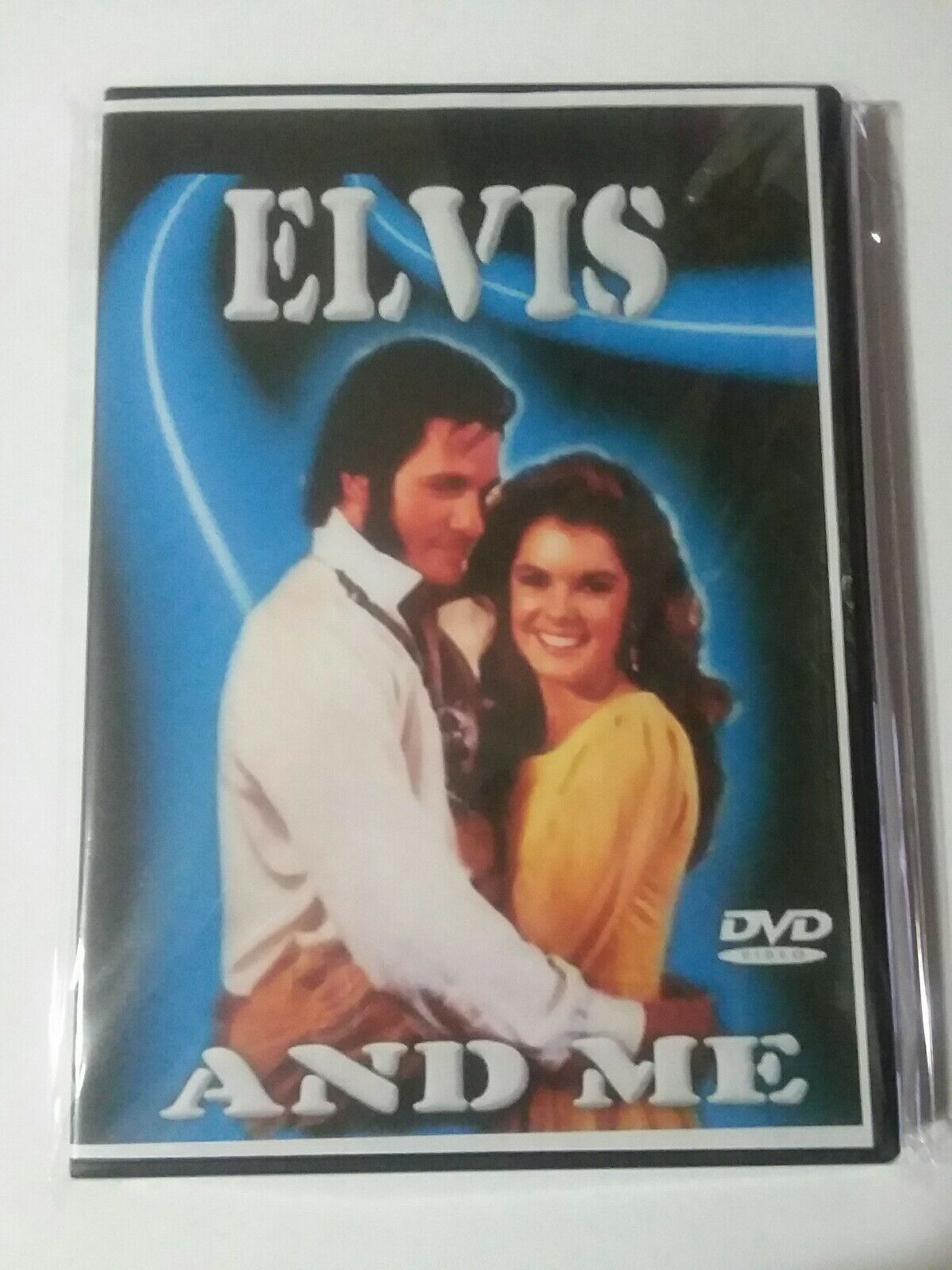 Primary image for Elvis And Me made for TV movie with extras DVD Dale Midkiff Free USA Shipping