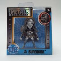 DC Comics Supergirl 2.5 inch Silver Chase Figure M394 Jada Metals Die Cast - $14.99