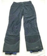Patagonia Rubicon Rider Womens Snowboard Ski Pants Size 10 Black - $96.57