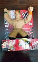 New WWE 3-Count Crushers John Cena Talking Action Figure Doll Mattel 201... - $30.00