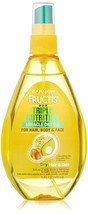 B1G1 AT 20% OFF Garnier Fructis Triple Nutrition Miracle Dry Oil Hair,Bo... - $13.80