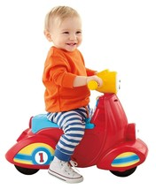 Fisher-Price Laugh & Learn Smart Stages Scooter Standard Packaging - $63.21