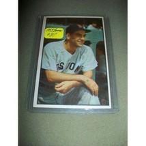 Lou Boudreau - 1953 Bowman #57 - MLB baseball card - $65.50
