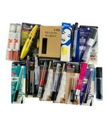 LOT OF 20 MAYBELLINE & REVLON Assorted Mix Makeup Seal/Unsealed - $16.83