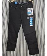 Levis Denizen Mens Black 231 Athletic Fit 33 X 32 Slim Leg Secure Pocket... - $29.39
