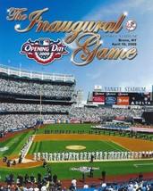 Yankee Stadium Inaugural Game 8X10 Photo Baseball Picture New York Yankees 2009 - $3.95