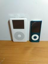 Lot of Apple iPod 4th Gen. (A1059) & iPod A1285- For Parts/Repair. 20GB/16GB - $49.50