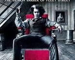 Sweeney Todd: The Demon Barber of Fleet Street (DVD, 2008, 2-Disc Set, Collector