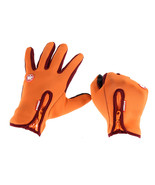 Best Deal Touch Screen Windproof Waterproof Outdoor Sport Gloves Men Wom... - $6.53