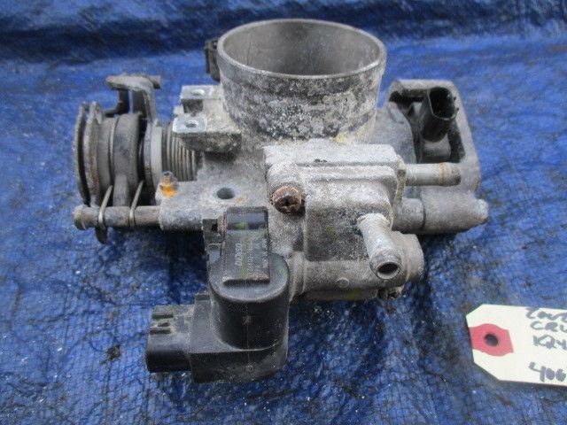 02-06 Honda CRV K24A1 throttle body assembly OEM engine motor K24A base 40038