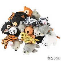 13696586 Plush Mini Zoo Animal Assortment  - $35.99