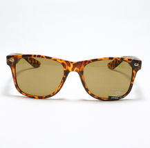 80's Classic Vintage OLD SCHOOL Sunglasses TURTLE SHELL image 3