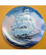 Danbury Mint Sailing Ships The Ann McKim Collector plate The Rosenthal G... - $5.95