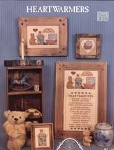 Heartwarmers Homespun Elegance #60 Cross Stitch PATTERN Leaflet - $3.57