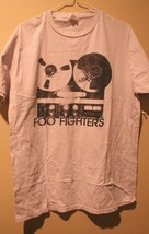 Foo Fighters T Shirt Large - $12.86
