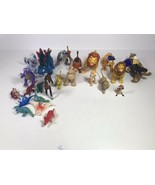 Lion King Disney Toys Dinosaurs Lot Of R1 - $27.13