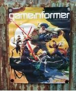 "GAME INFORMER BATTLEBORN PROMO POSTER SIZE 22""X28"" - $11.30"