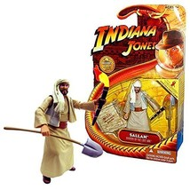 Indiana Jones Year 2008 Raiders of the Lost Ark Movie Series 4 Inch Tall... - $21.99