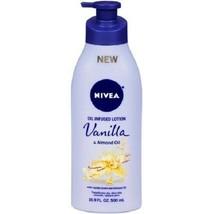 Nivea Oil Infused Body Lotion Vanilla & Almond Oil - $17.67