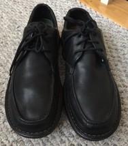 Timberland Men's 68591 Cedar Breaks Oxford Shoes Black Size 10.5M - $29.65