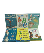 Dr. Seuss Beginners Kid's Picture Books Set of 6 Pre-owned Hardcovers -SV/F - $24.99