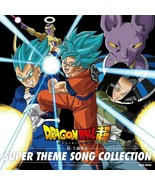 Dragon Ball Super Super Theme Song Collection CD COCX-40305 454976704177... - $63.98