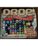 eGames DROP ANNIVERSARY EDITION, PC Video Game - BRAND NEW IN PACKAGE - $9.89