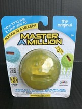 Master a Million Yellow Electronic Ball W/FREE App & Built In Aux Cord -... - $5.99