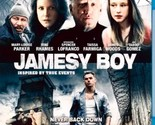 Jamesy Boy (Blu-ray, 2014) Brand New, Genuine & Sealed  - Free Postage Aust (D38