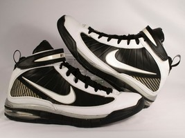 Nike Air Max Rise US Men's size 11 White Black 375659-100 year 2009  - $59.40