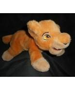 DISNEY VINTAGE THE LION KING SIMBAS PRIDE KIARA CUB STUFFED ANIMAL PLUSH... - $61.29
