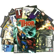 Thor Comic Book Lot 12 Issues Marvel VF NM First Thunder Loki Silver Surfer - $19.75