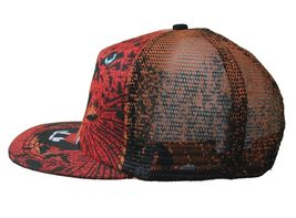 Iron Fist Black Year Of The Cat Trucker Snapback Baseball Hat Cap Pussycat NWT image 5