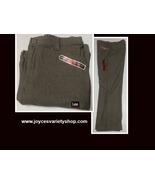Lee Comfort Fit Casual Pants Women's Sz 14M Gray Small Plaid - $16.99