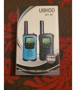 UOKOO Walkie Talkies for Kids 22 Channel FRS GMRS Two Way Radio up to 6k... - $14.84
