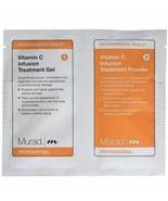 Murad Professional Vitamin C Infusion Treatment Gel Mask-Powder + Gel (5... - $12.86