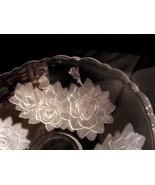 "Mikasa's Studio Nova Winter Rose Pattern Fruit-Serving Bowl 12""  - $9.99"