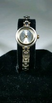 Vintage Lorus women's watch silver tone gold accents LR0424 - $14.99