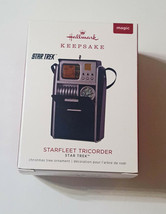 2018 Hallmark Ornament Star Fleet Tricorder Star Trek - $15.83